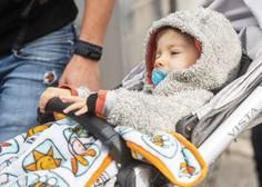Leto dni po klicu na pomoč je danes skoraj triletni Kris živahen deček, poln energije