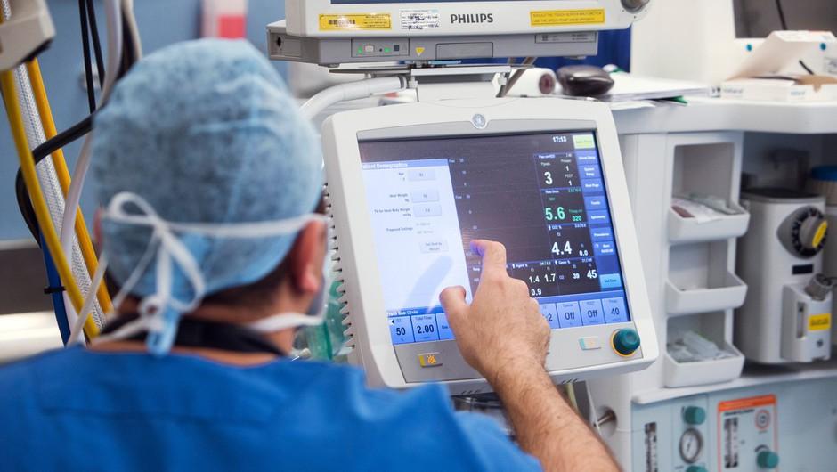 Mariborski anesteziolog spisal najboljši članek v minulem letu (foto: profimedia)