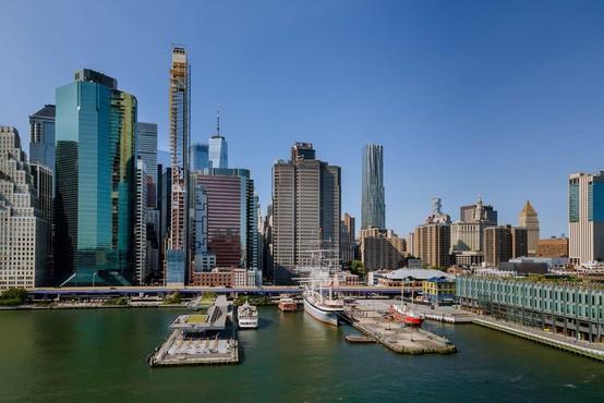 Manhattan, srce New Yorka, se zaradi epidemije prazni