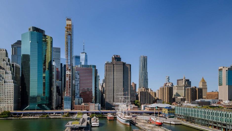 Manhattan, srce New Yorka, se zaradi epidemije prazni (foto: profimedia)
