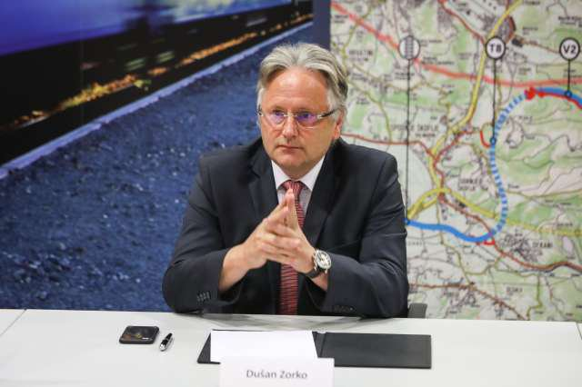 Generalni direktor 2TDK Dušan Zorko.