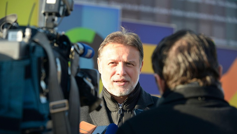 Predsednik sabora Gordan Jandroković. (foto: Profimedia)