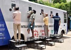 Skupina znanstvenikov v Indiji razvila cenovno ugoden in hiter test na novi koronavirus
