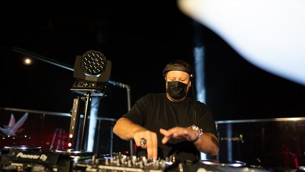 Premierno za Auroro je občinstvo razgrel DJ Umek (foto: Promocijsko gradivo)