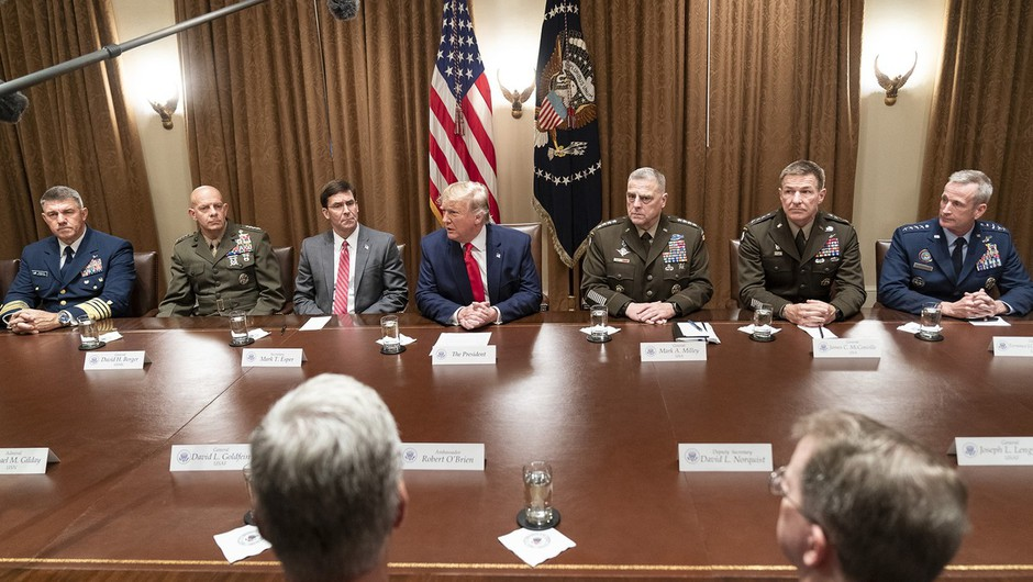 """Žvižgaški dokumentarec o Trumpovem neustreznem odzivu na pandemijo: """"Načrt je bil, a ga je zavrnil!"""" (foto: profimedia)"""