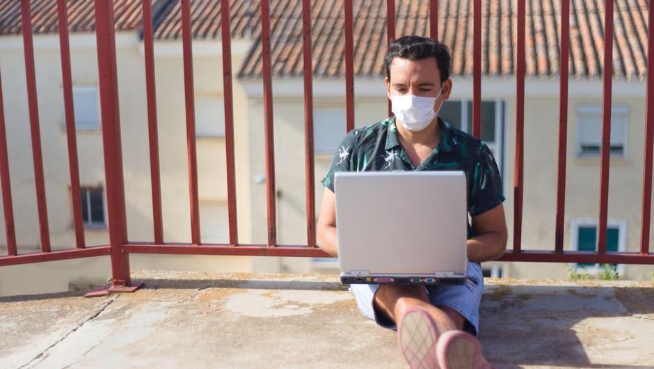 Pandemija covida-19 ima grozovit vpliv na storitve s področja duševnega zdravja po celem svetu (foto: Profimedia)