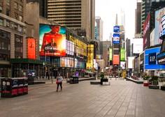 Newyorški župan zaradi širjenja koronavirusa zapira devet mestnih sosesk, zapira se tudi Pariz