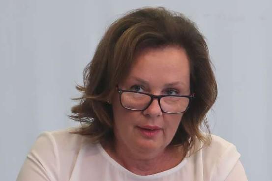 DeSUS zapustila podpredsednica stranke Anita Manfreda