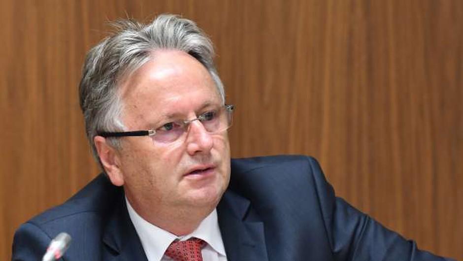 Dušan Zorko predčasno zapušča položaj generalnega direktorja 2TDK (foto: Tamino Petelinšek/STA)