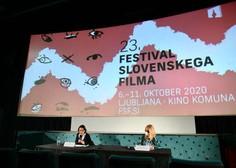 Z dokumentarno Antigono po Žižkovo začetek 23. Festivala slovenskega filma