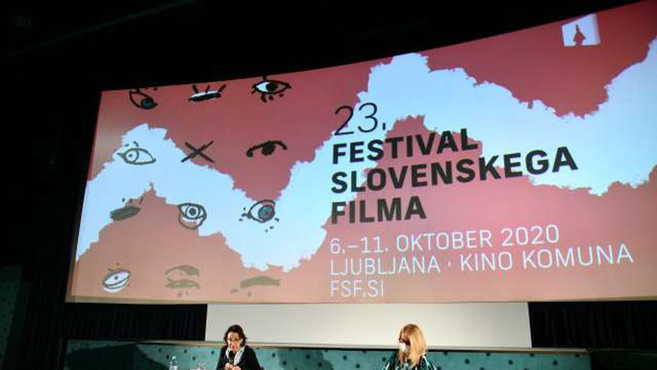 Z dokumentarno Antigono po Žižkovo začetek 23. Festivala slovenskega filma (foto: Tamino Petelinšek/STA)