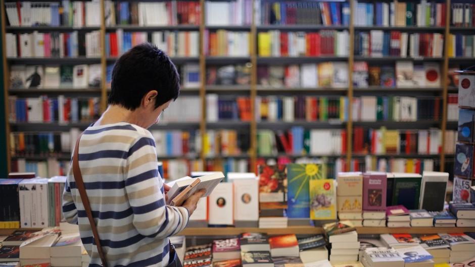Najbolj prodajane knjige v septembru (foto: profimedia)