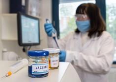 Evropska agencija začela preverjati drugo potencialno cepivo proti koronavirusu