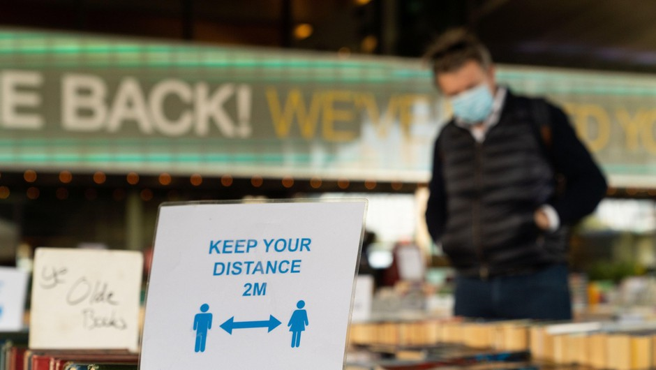 Po evropskih državah v veljavi vse ostrejši ukrepi proti koronavirusu (foto: Profimedia)