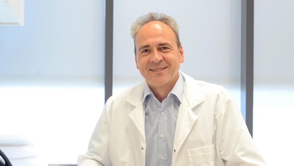 """Dr. Drago Dolinar: """"Od osteoartroze prizadeti sklep je treba razgibavati"""" (foto: Promo Dr. Dolinar)"""