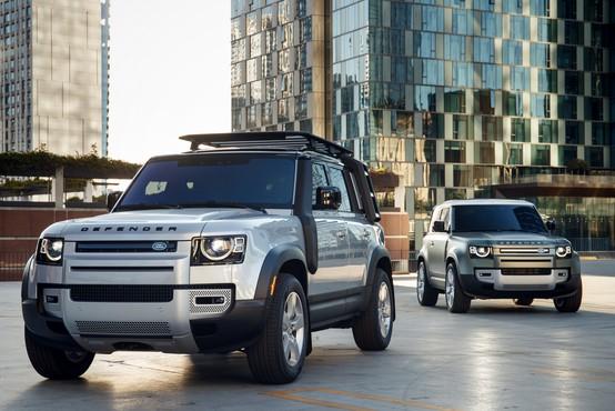 Novi Land Rover Defender – avtomobilska ikona 21. stoletja