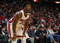 Los Angeles Lakers premagali Miami Heat s 102:96, Dragić tudi tokrat ni nastopil