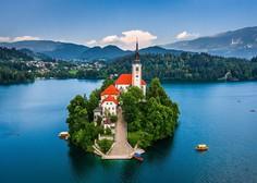 Lonely Planet Bled uvrstil med 10 nepozabnih svetovnih doživetij