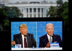 Drugo soočenje Trumpa in Bidna bo virtualno, Trump zavrnil udeležbo