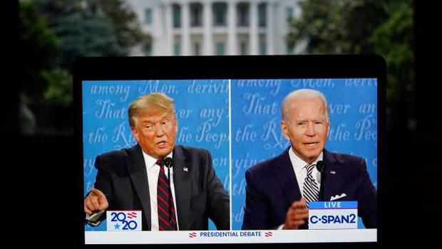 Drugo soočenje Trumpa in Bidna bo virtualno, Trump zavrnil udeležbo (foto: Xinhua/STA)