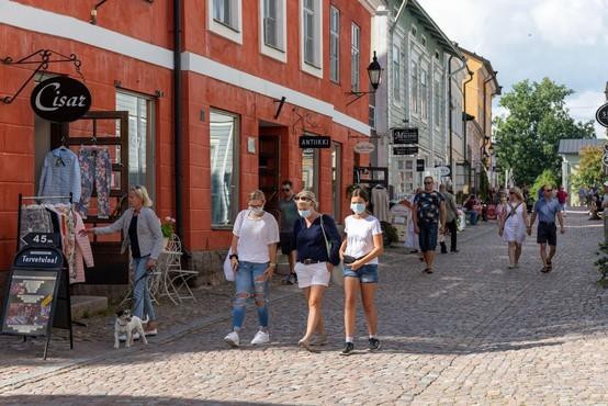 Na Finskem je bilo v prvem valu 5-krat več okuženih, kot so kazale uradne številke