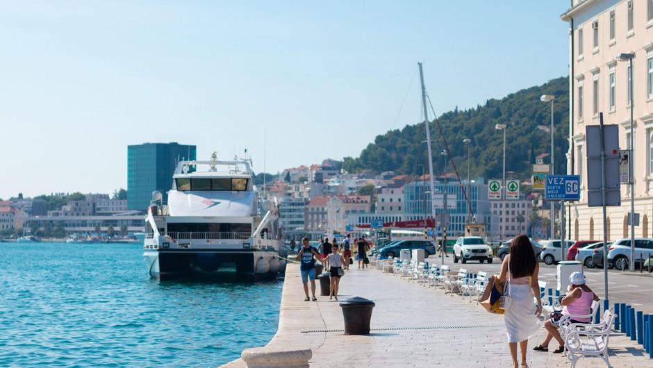Na Hrvaškem napovedali teden ugodnosti za turiste (foto: Profimedia)