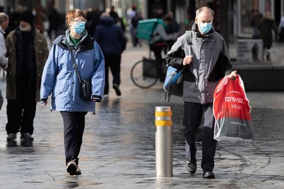 Rekord dnevnih okužb v Evropi presegel 100.000