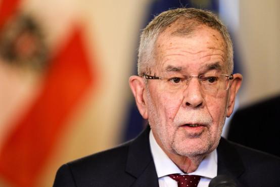 Avstrijski predsednik se je opravičil koroškim Slovencem