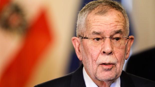 Avstrijski predsednik se je opravičil koroškim Slovencem (foto: profimedia)