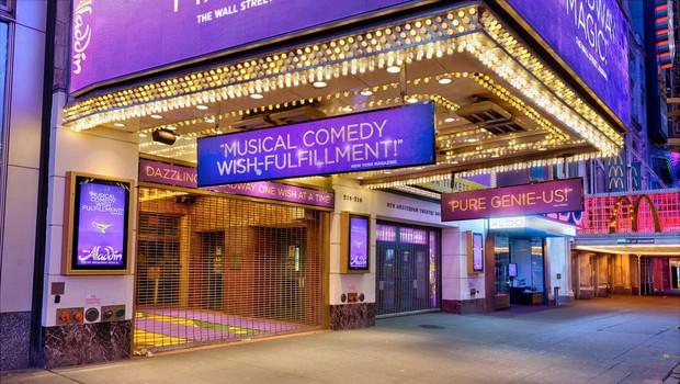 Broadwayska gledališča zaprta do maja, Metropolitanska opera odpovedala sezono (foto: profimedia)