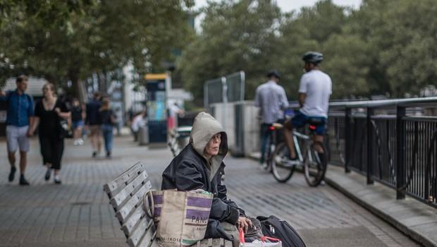 Brezdomstvo bi morali naslavljati kot problem socialne izključenosti (foto: profimedia)