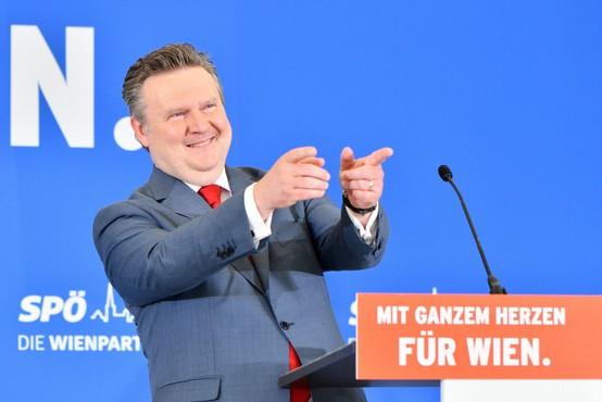 Po vzporednih volitvah na Dunaju prepričljivo zmagali socialni demokrati