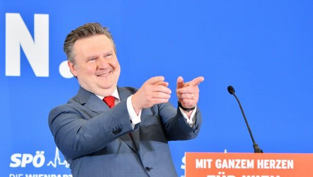 Po vzporednih volitvah na Dunaju prepričljivo zmagali socialni demokrati (foto: profimedia)