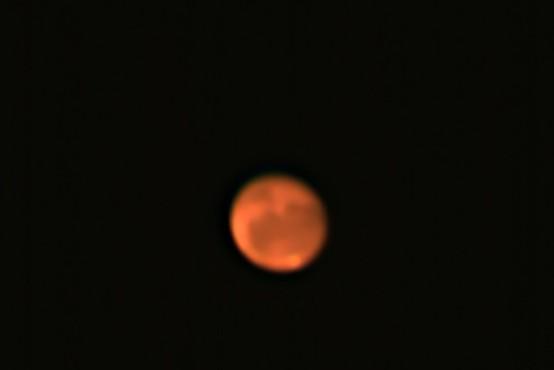Mars trenutno zelo dobro viden, naslednjič tako blizu Zemlji šele 2035