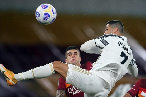Z 31 milijoni na leto je daleč najbolje plačani nogometaš v Italiji Ronaldo