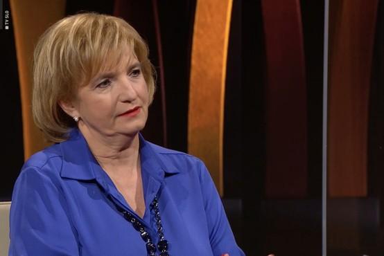 Bojana Beović o petkovih demonstracijah: Gre za premik Ljubljane v smer metropole (izjava dneva)