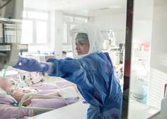 Ministrstvo za zdravje pripravilo spletno mesto za spremljanje števila prostih bolnišničnih postelj