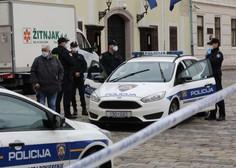 Hrvaška policija pridržala očeta strelca z Markovega trga