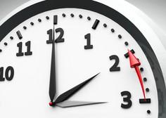 V nedeljo, 25. oktobra, bomo premaknili uro na zimski čas; naslednje leto ukinitev premikanja