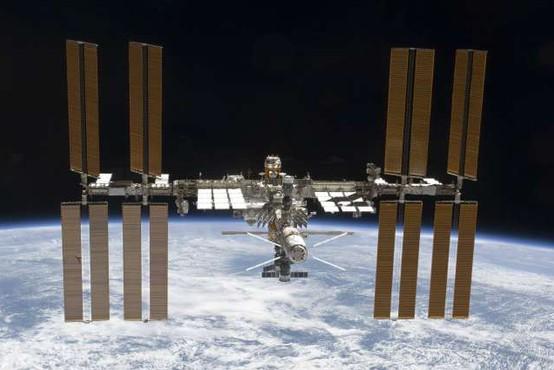 Proti Mednarodni vesoljski postaji poletela ruska kapsula s tremi člani posadke