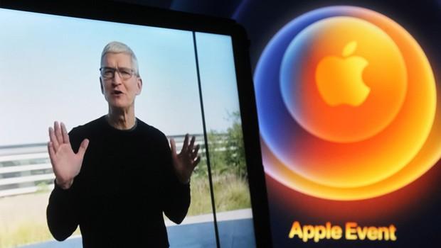 Apple predstavil nove telefone s 5G tehnologijo (foto: Profimedia)