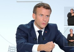 Francija uvaja izredne razmere, od 21. do 6. ure prebivalci ne smejo več zapustiti domov