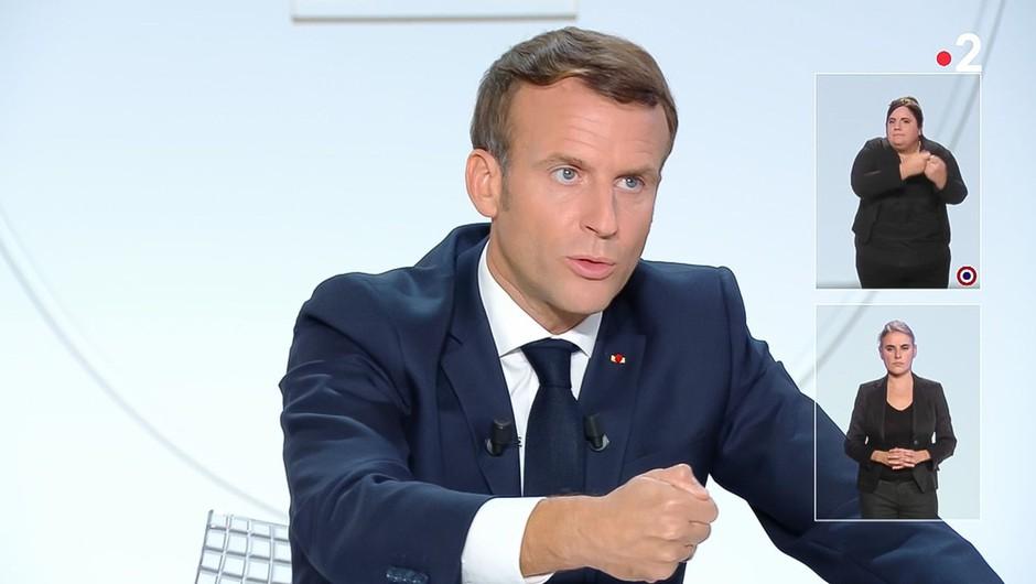 Francija uvaja izredne razmere, od 21. do 6. ure prebivalci ne smejo več zapustiti domov (foto: Profimedia)