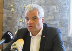 Mariborski župan Arsenovič okužen, v karanteni vsi sodelavci v kabinetu in mestni upravi