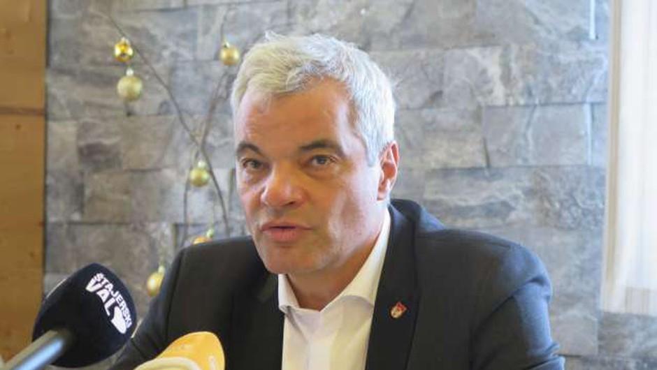 Mariborski župan Arsenovič okužen, v karanteni vsi sodelavci v kabinetu in mestni upravi (foto: Gregor Mlakar/STA)