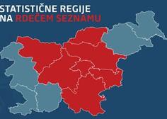 Polovica Slovenije od petka v karanteni: Objavljamo natančen pregled vseh omejitev