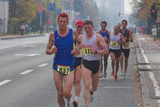 Ljubljanski maraton dokončno odpovedan zaradi epidemioloških razmer