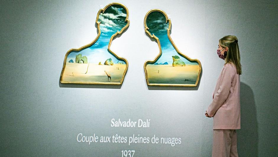 Dalijeva mojstrovina prodana na dražbi za dobrih osem milijonov funtov (foto: profimedia)