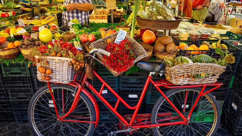 16. oktobra obeležujemo svetovni dan hrane; število lačnih ljudi se ponovno povečuje (foto: Shutterstock)