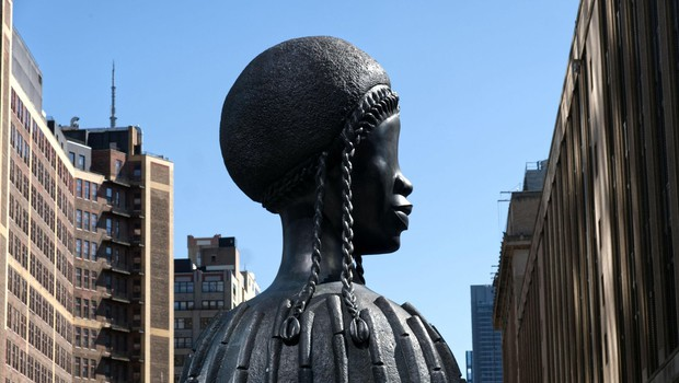 ZDA bo na beneškem bienalu prvič predstavljala temnopolta umetnica (foto: profimedia)